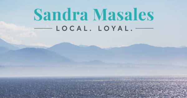 Sandra Masales - Locally here for YOU!